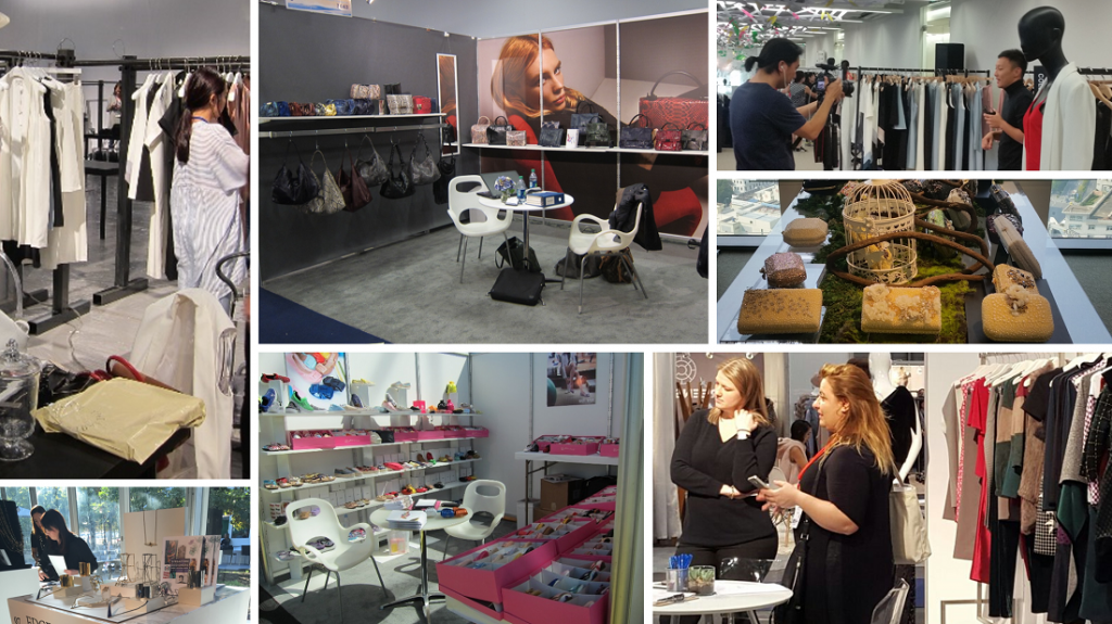 Tradeshow Collage